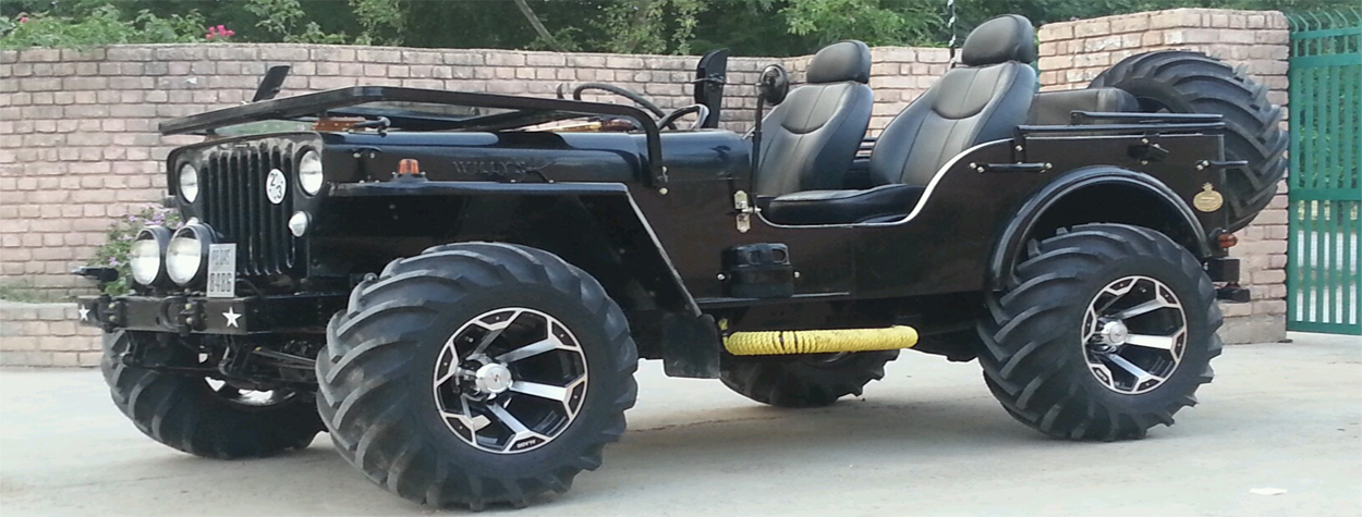 Modified Open Jeeps Modified Open Jeeps India Willy Modified Jeeps
